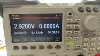 Sony VTC6 test